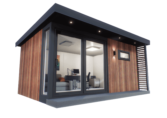 TGO1 – Modern Garden Office