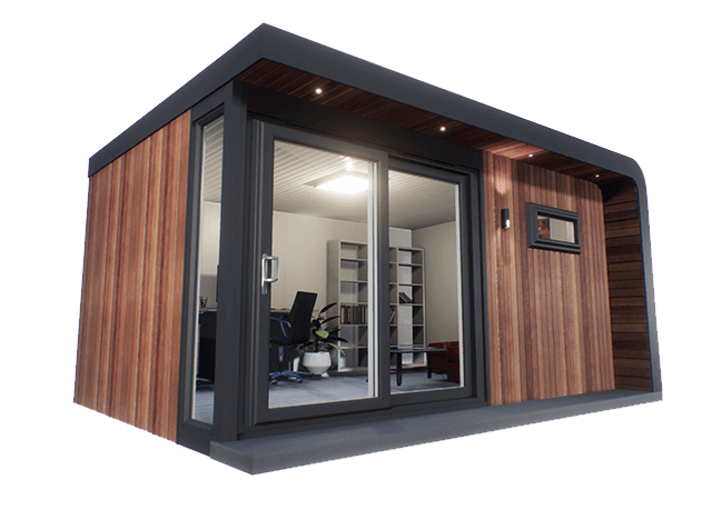 TGO4 – Design-led and Distinctive Garden Office