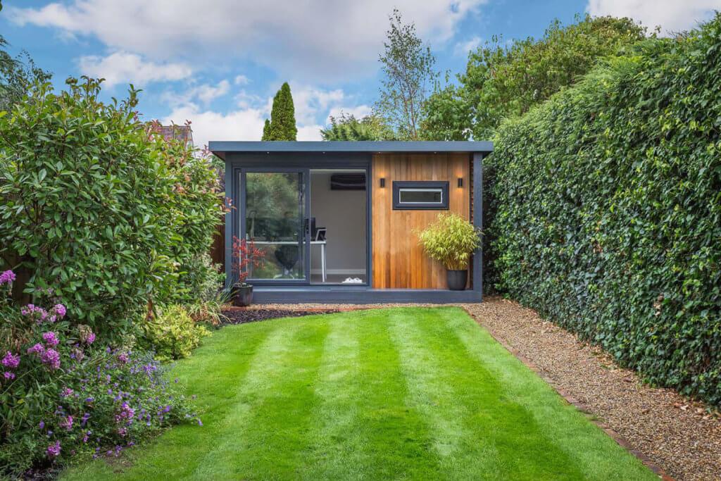 small garden offices