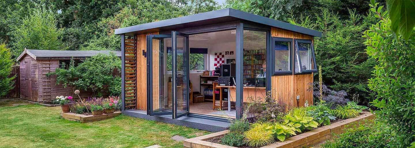 TGO 1 garden office