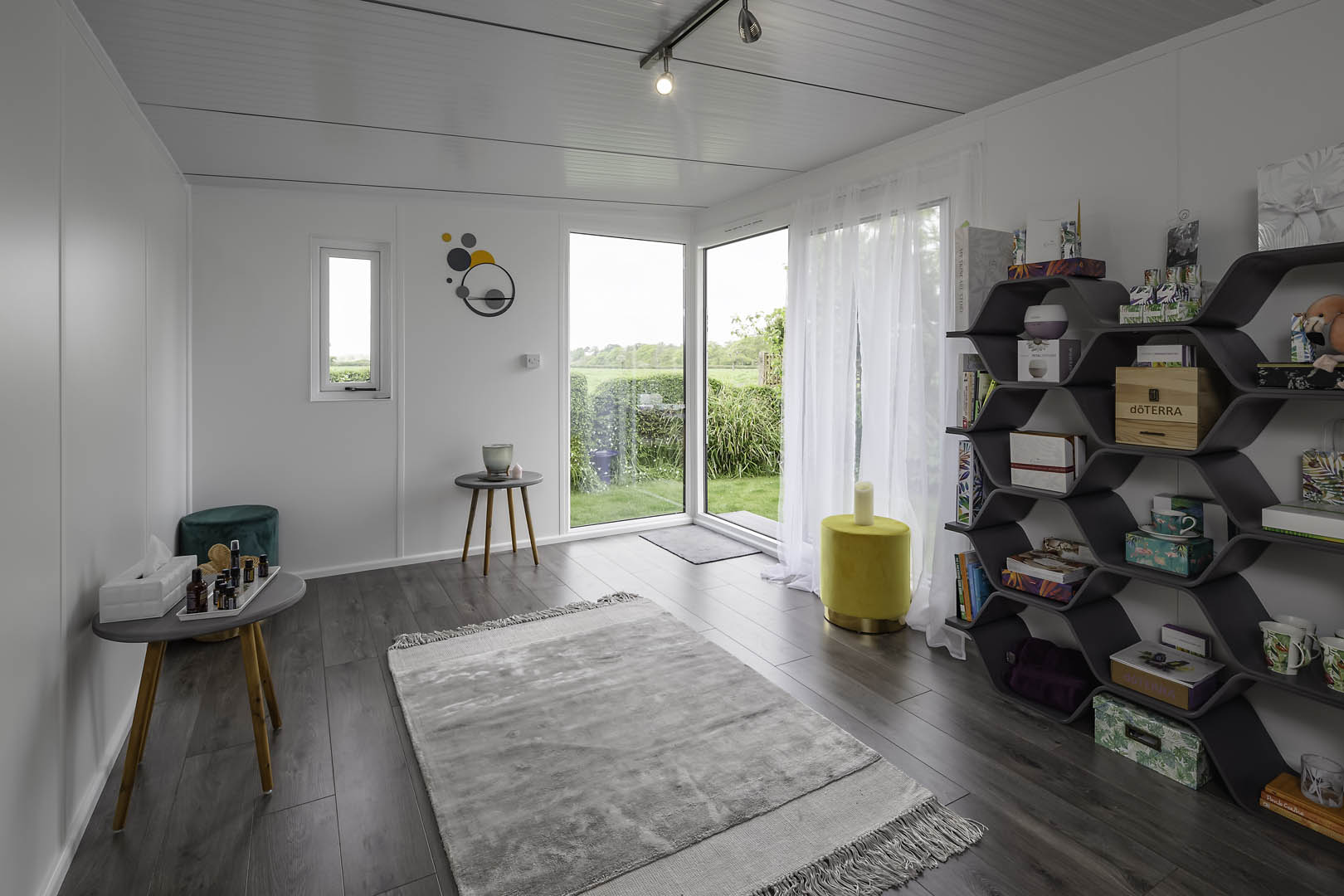 Therapy Room 5m X 3m The Garden Office