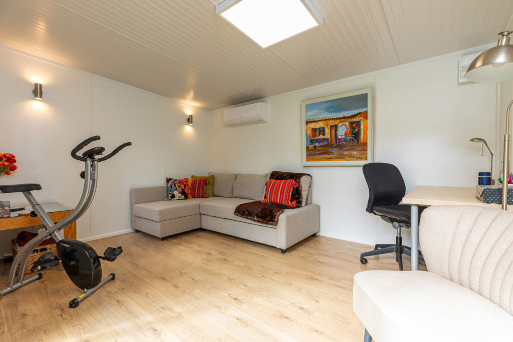 Interior of TGO1 home office