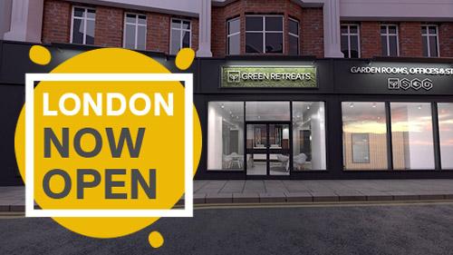 london showroom open