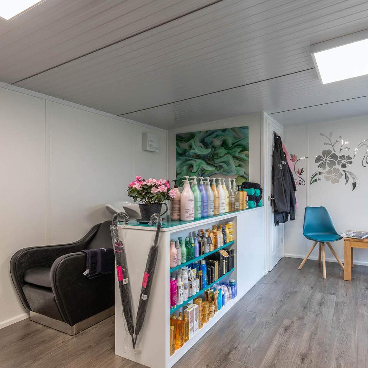 garden hair salon