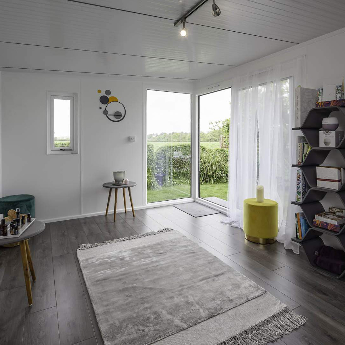 garden therapy room