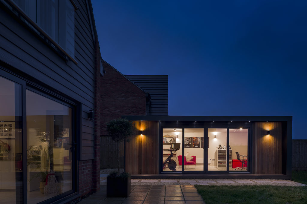 Flexible working with a Garden Office