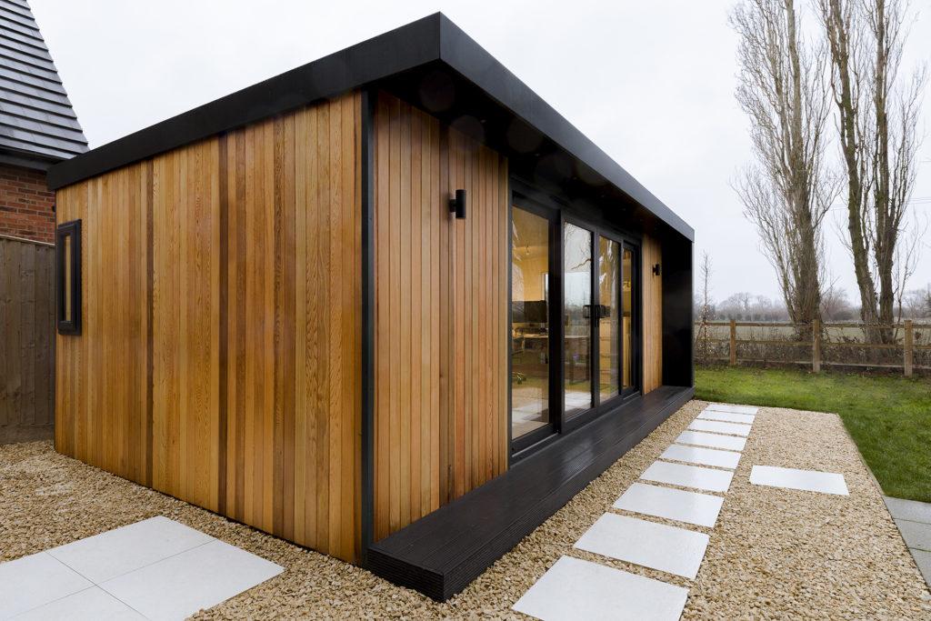 TGO3 Garden Office Design